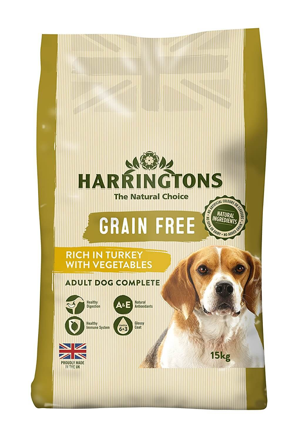 Harringtons dry dog food