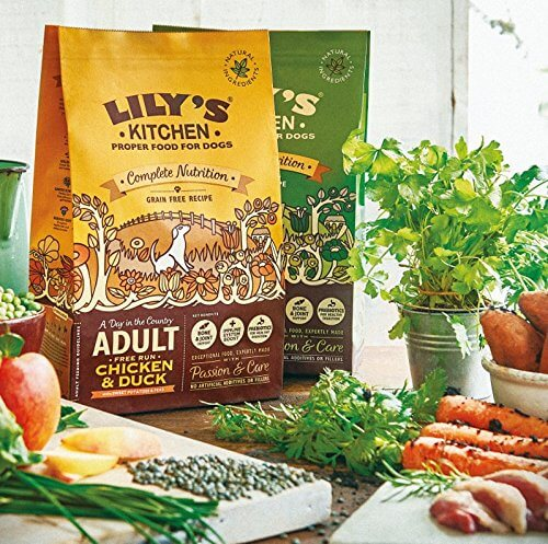 Lily's kitchen dry dog food