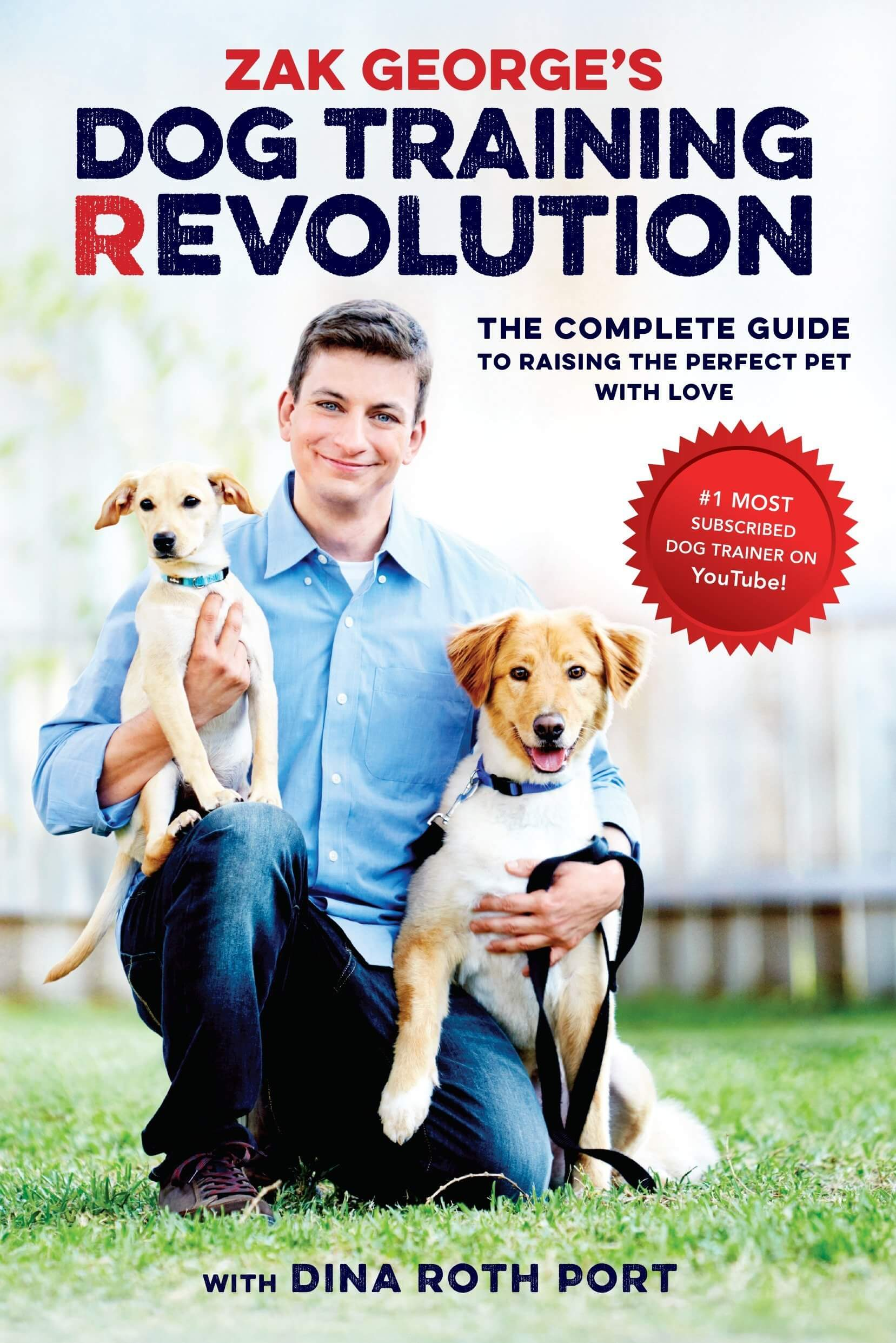 Zak George dog training revolution