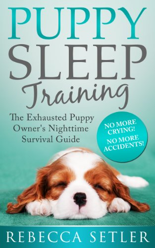puppy sleep training book