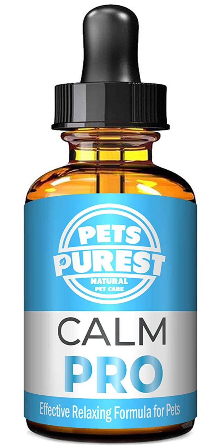 Pets purest calming aid