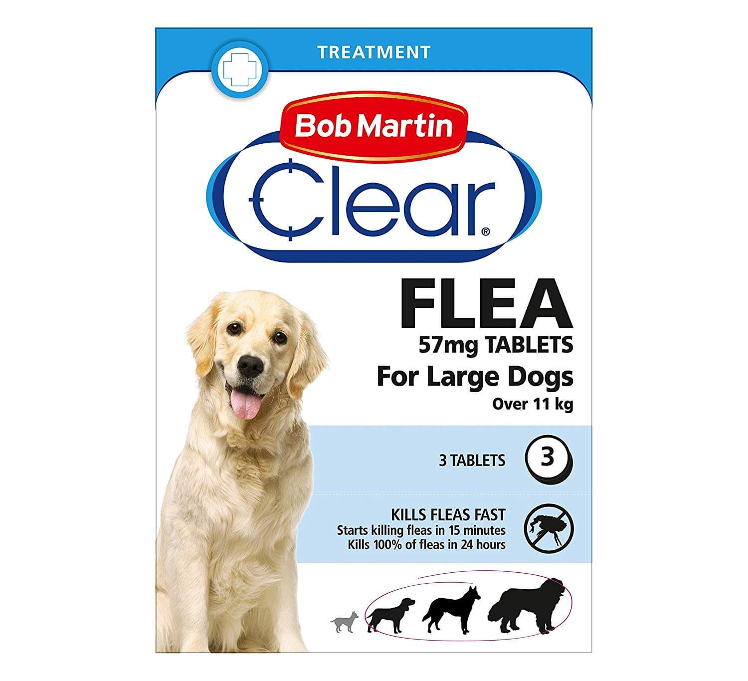 Bob martin flea tablets for dogs