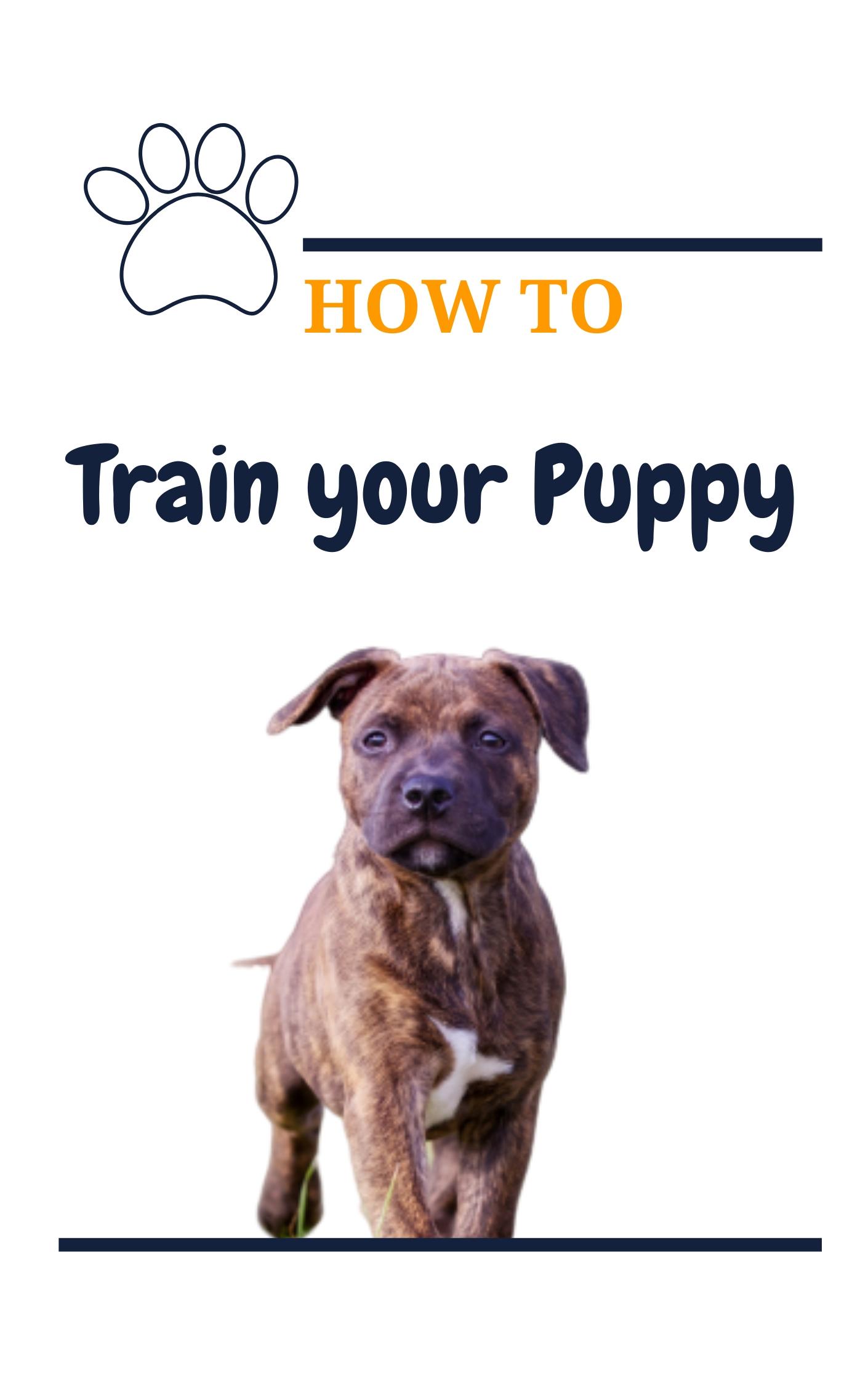 Free Puppy Training E-book