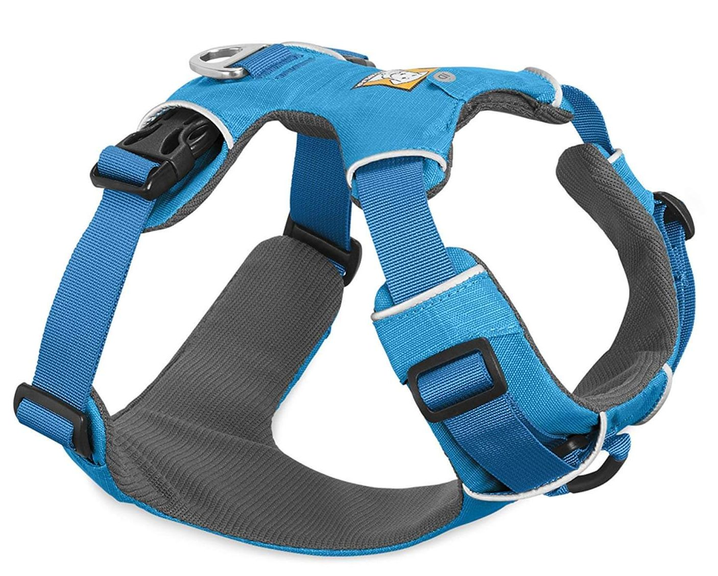Ruffwear harness blue