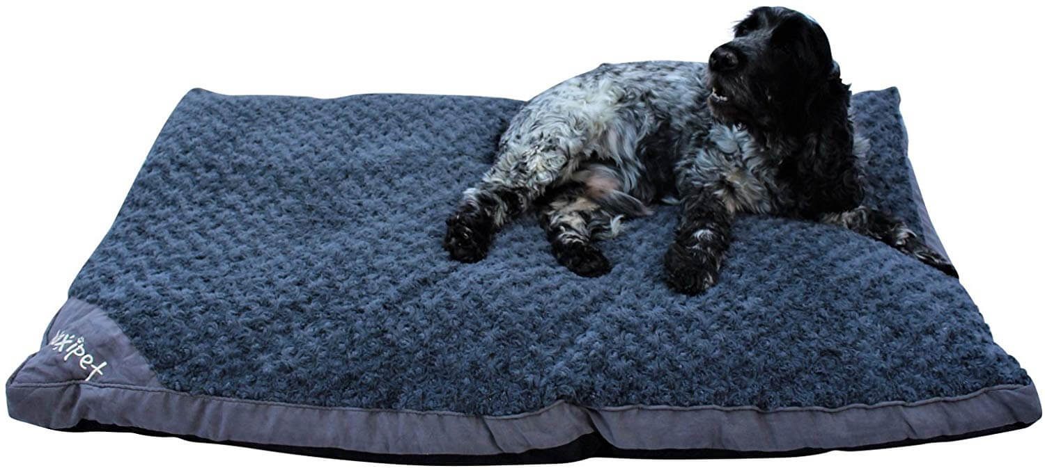 home hut large dog bed