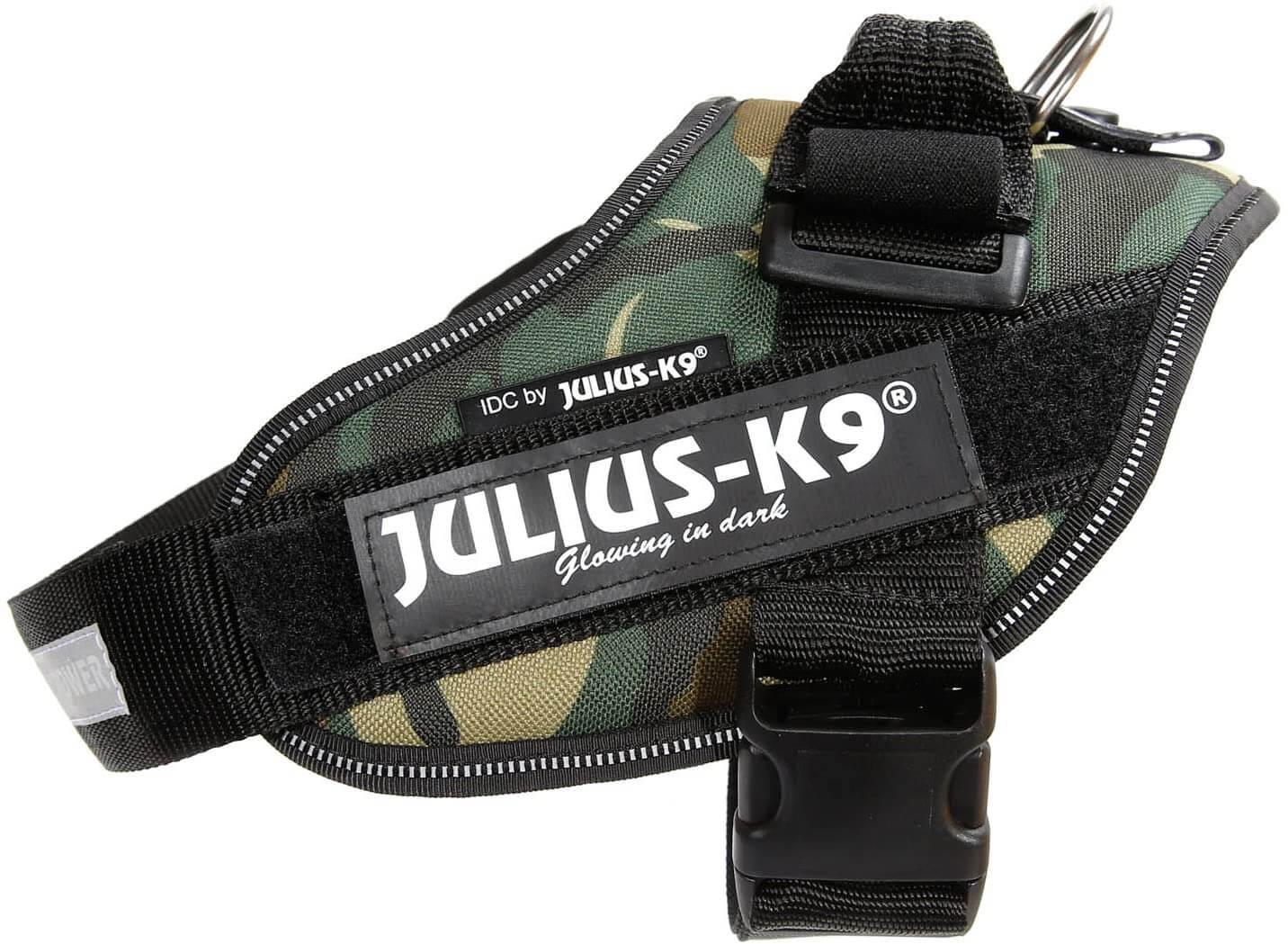 Julius K9 camo harness
